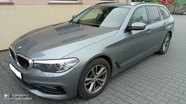 BMW seria 5,520d xDrive kombi