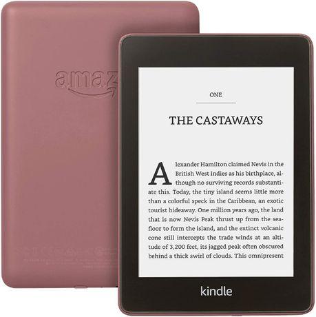 Czytnik E-booków Kindle Paperwhite 4 8GB Wi-Fi Bluetooth śliwkowy