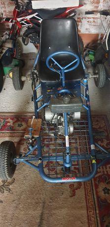 Kart cross 110cc