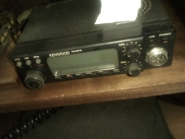 Kenwood TM 231e