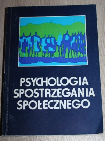 Psychologia spostrzegania społecznego Lewicka, Trzebiński