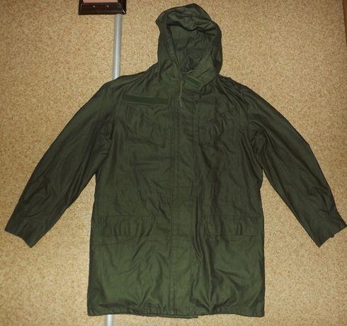 Армейская курткa/парка ВС Бельгии, 1986 год