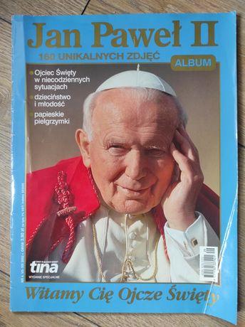 Album ze zdjęciami Jana Pawła II