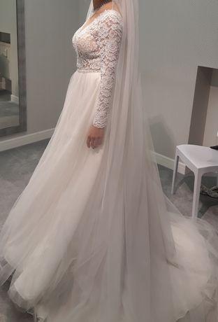 Suknia ślubna Herm's Bridal