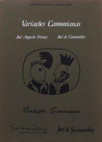 França (José-Augusto) & Guimarães (José de) - Variações Camonianas