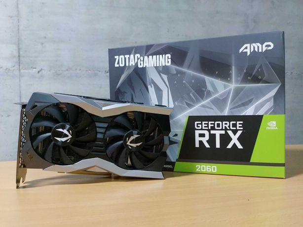 Nvidia GeForce RTX 2060 6gb Zotac