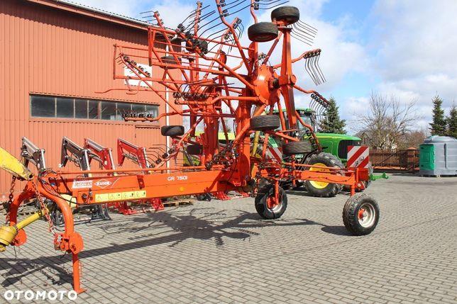 Kuhn zgrabiarka kuhn GA8521.GA 7501.LELY.KRONE SWADRO 1000  Import Dania vario do srodka 7.5 roboczego kredyt .transport