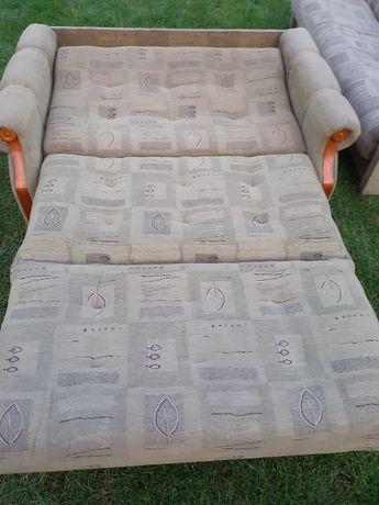 Wersalka łóżko fotel 2os.