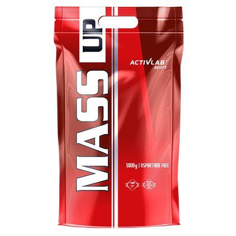 Гейнер ACTIVLAB MASS UP GAINER 5000 грамм(протеин, креатин,витамины).