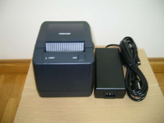 Impressora de Talões / Recibos POS Termica Toshiba TRST-A10-SC1-QMR Vila Nova de Gaia - imagem 1