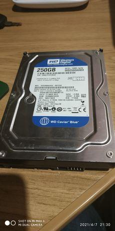 Винчестер жосткий диск 250gb