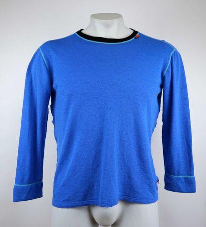 Pierre Robert koszulka outdoorowa 100% merino wool M
