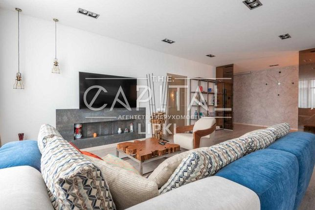 Аренда 3-комнатной квартиры 120 м2 в ЖК «Новопечерские Липки»