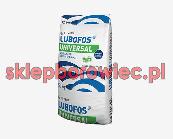 Lubofos Universal NPK (Ca, Mg, S) 3,5-10-21- (2-2,5-14,5) 50kg