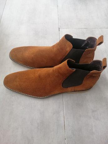 Мужские ботинки devred 1902