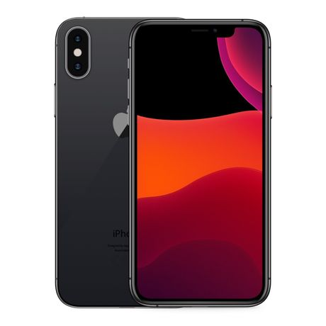 iPhone Xs Black Novo