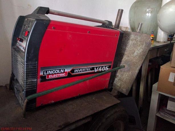 Spawarka Lincoln Invertec V 405-S 400A