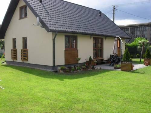 Dom Inter-Styl 75 m2 Dom budujemy na wskazanej przez Klienta działce