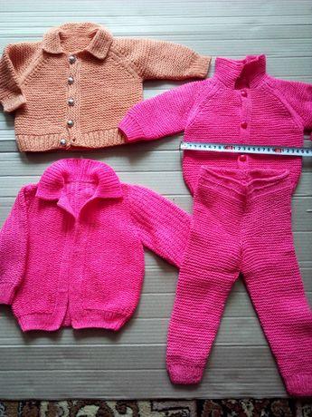 Кофты, свитер, жилет на мальчика, девочку.
