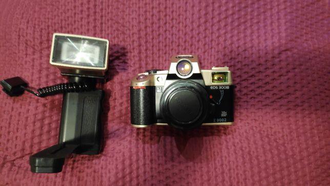Aparat Canon 300D na klisze