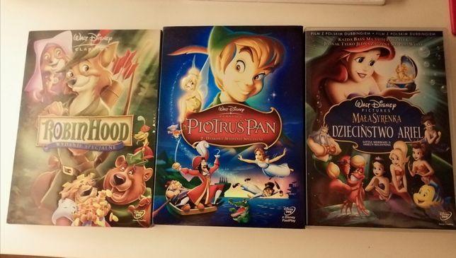 Bajki Disneya DVD