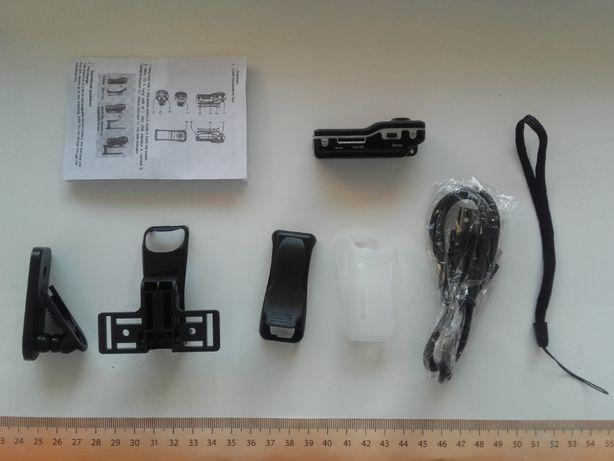 MD80 Przenośna piesza, domowa, internetowa kamera na microSD i akumula