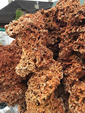Kamienie akwarystyczne bryły skały wapienie filipińskie rafa kwarc