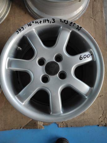 393 Felgi aluminiowe R 16 4x114,3 VOLVO MITSUBISHI