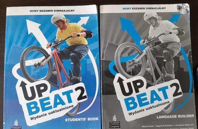 Up beat 2 komplet Student's book + language builder