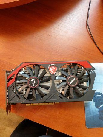 MSI GeForce GTX 750 Ti 2GB GDDR5 128bit