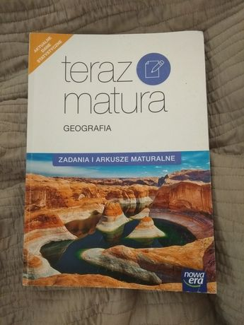 Zadania i arkusze maturalne geografia teraz matura