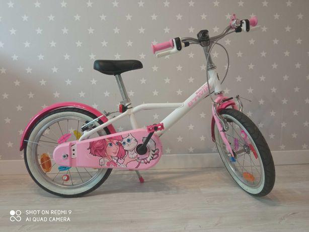 Rower dla dziewczynki - B-Twin.