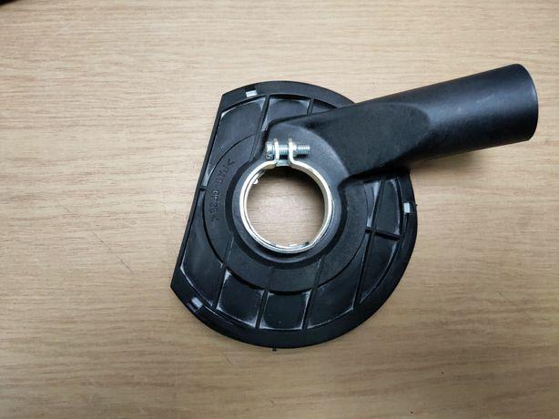 Bosch вытяжной кожух с кольцевой щёткой 115/125 мм, 2605510224