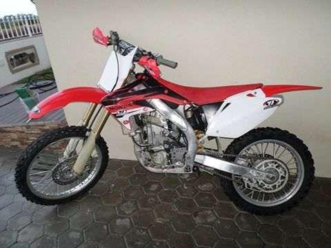 Peças Honda crf 450r 2005