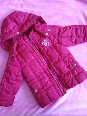 Куртка демисезонная бренда kanz