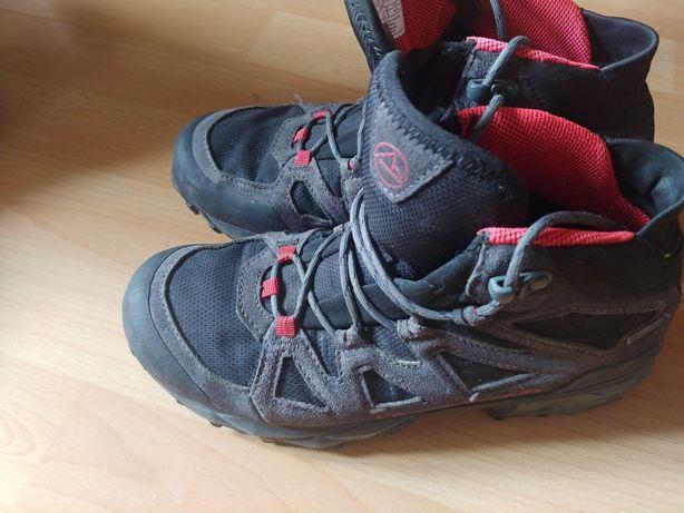 Buty górskie trekkingowe trapery La sportiva Saber damskie rozm 37.5