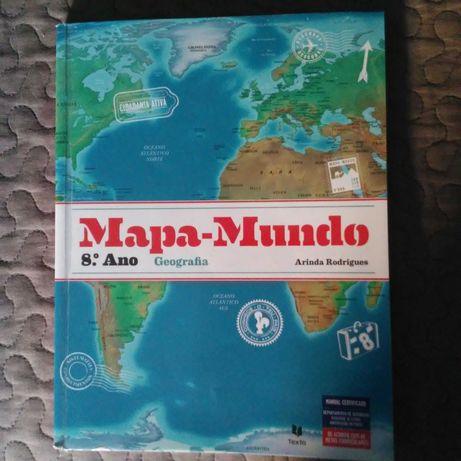 Manual de Geografia de 8° ano