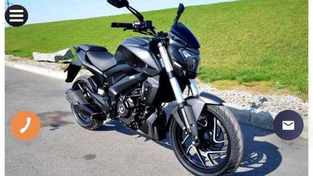 """Продаж нових мотоциклів """"Bajaj Dominar 400 UG"""" гарантія"""
