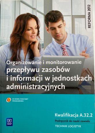 Organ. i monit. przepływu zasobów i informacji w jedn. administracyjn.