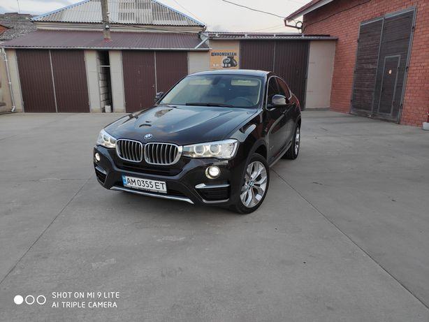 Продам BMW X4 2016 року