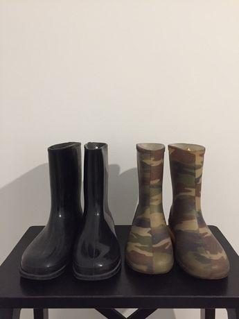 27 р. 17 см резиновые сапоги Walkx  мальчика не crocs