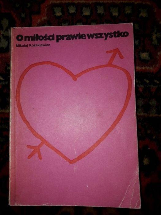 O miłości prawie wszystko. Mikołaj Kozakiewicz Białystok - image 1