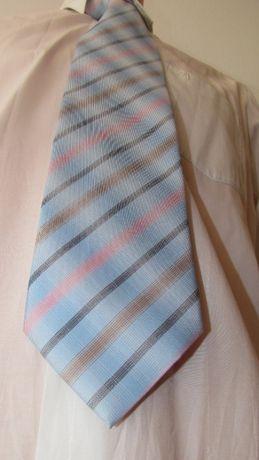 Elegancki Krawat jakich mało Collection Adam Hand Made Niemcy nr 28