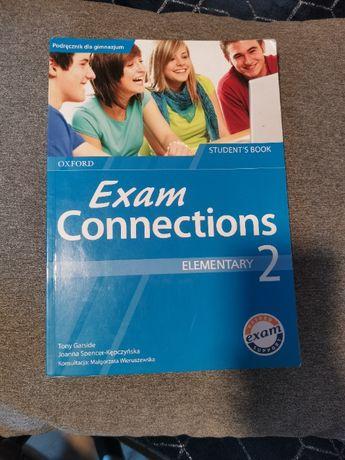 Exam Connections student's book oxford książka do angielskiego