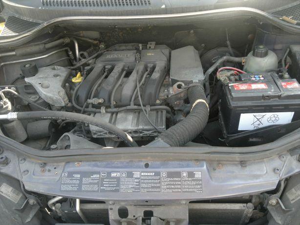 Wentylator pompa paliwa alufelgi 16 5X108 Renault SCENIC RX4
