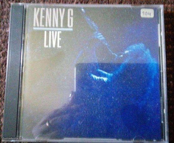 CD - Kenny G - Live