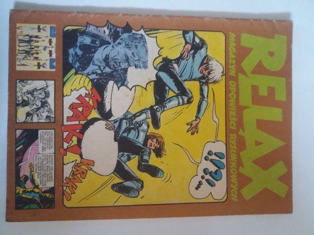 Relax #6 - mag. komiksowy