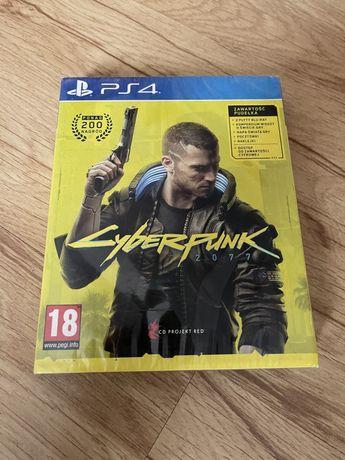 Cyberpunk 2077, nowa w folii! Ps4, PlayStation 4, Ps5, PlayStation 5