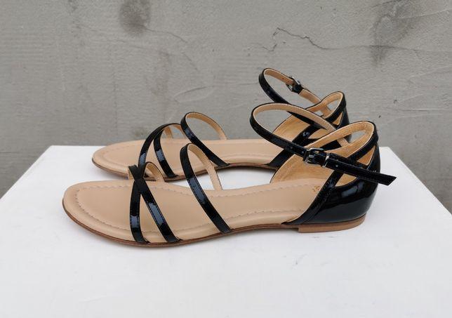 Кожаные сандалии босоножки NAVYBOOT 38 р. Оригинал