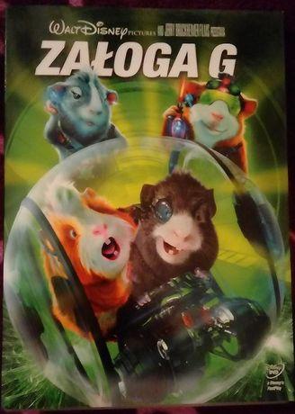 Film na DVD ZAŁOGA G !!!